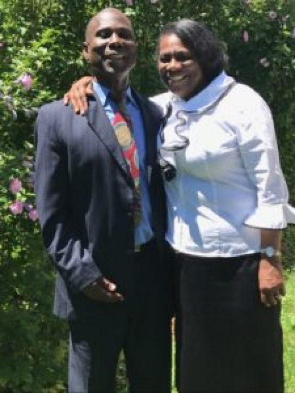 Pastor Andre and Eulene Daniel